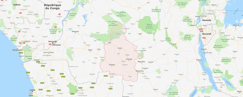 localisation de ethnie
