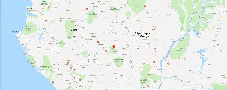 localisation de ethnie Ambete / Mbete