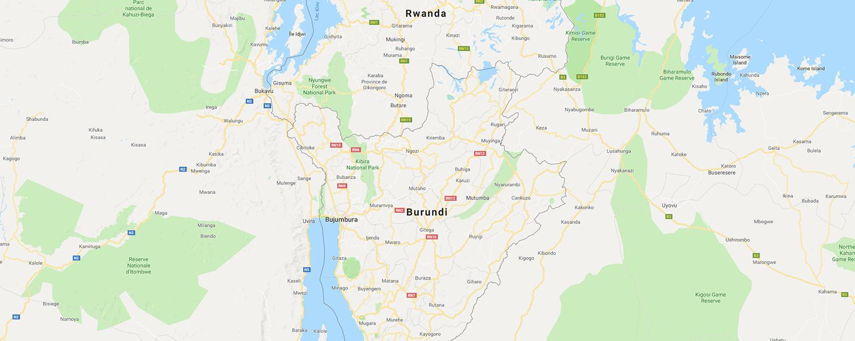 localisation de ethnie Tutsi