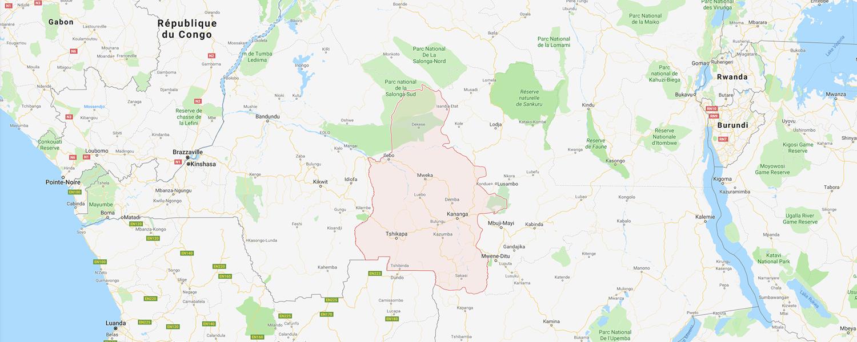 localisation de ethnie Lwalwa / Balwalwa