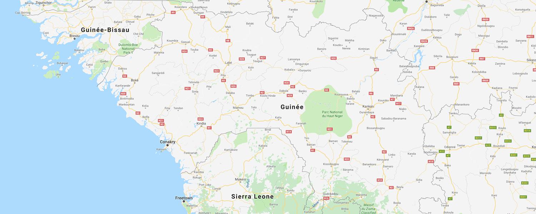 localisation de ethnie Pouli