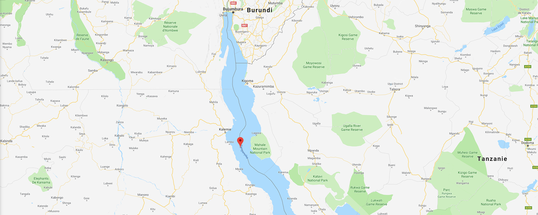 localisation de ethnie Boyo / Mboyo