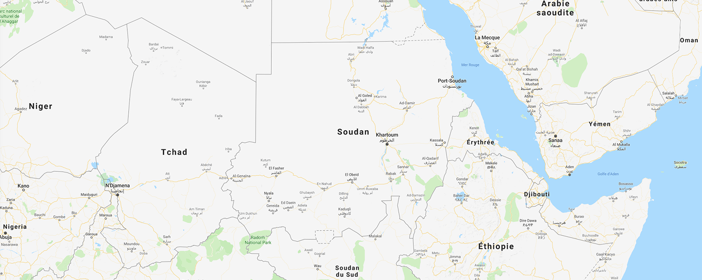 localisation de ethnie Murle