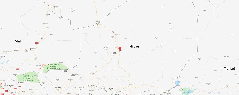 localisation de ethnie Touareg / Tuareg